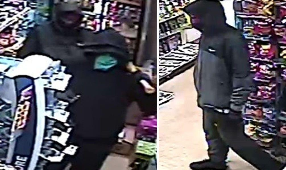 CCTV: Images released after Carlton store robbery