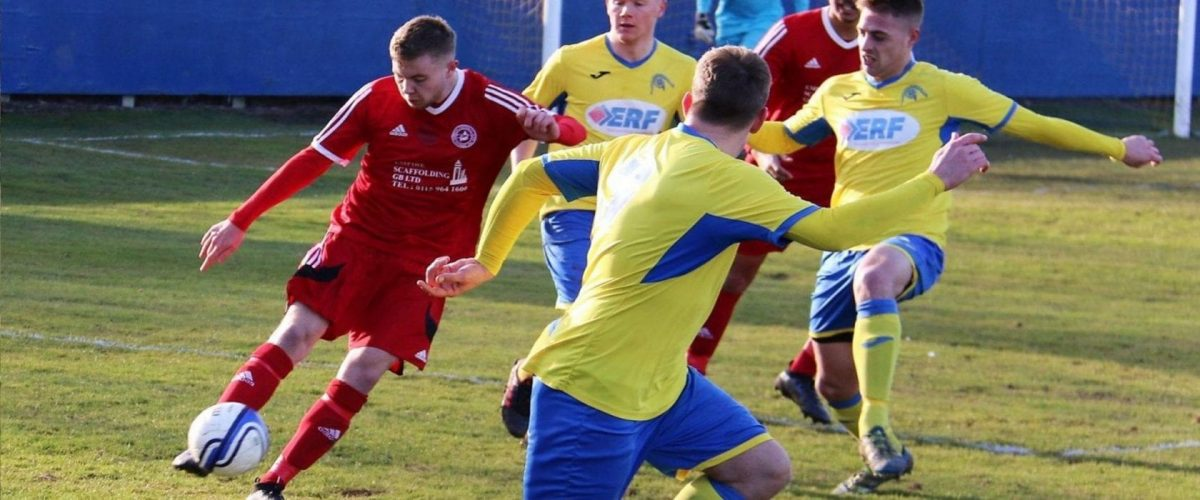 Photo of MATCH REPORT: Gedling Miners Welfare FC 0 – 2 Dunkirk