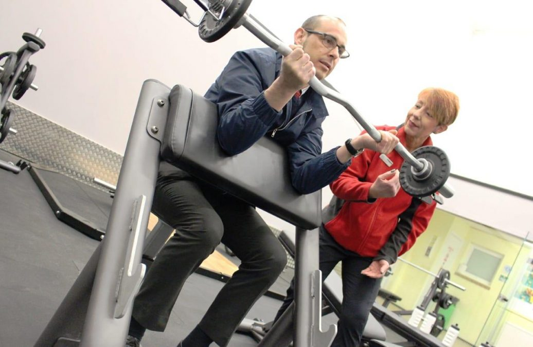 New £20k gym extension to open at Calverton Leisure Centre next week