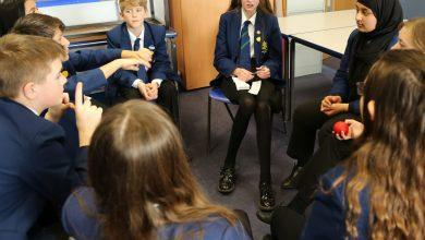 Photo of Democracy lessons on offer for students at Carlton le Willows