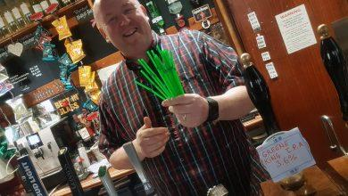 Photo of It's the final straw! Netherfield pub bans use of plastic straws from its drinks