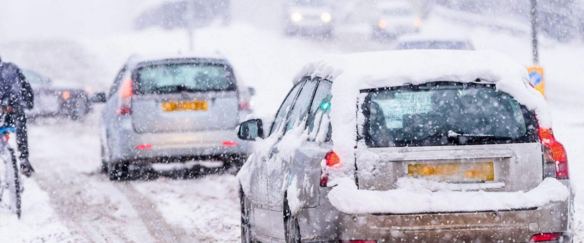 Cold weather alert issued by Public Health England to Gedling borough residents