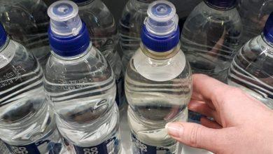 Photo of Supermarket in borough to sell water in bottles made of 50 per cent recycled plastic