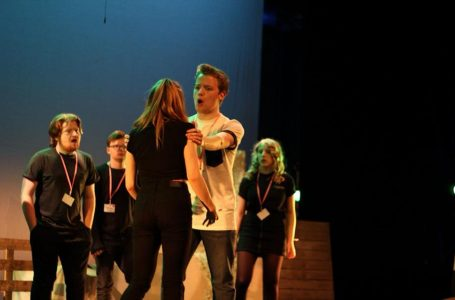 Drama group from Gedling fly high at Derby Theatre