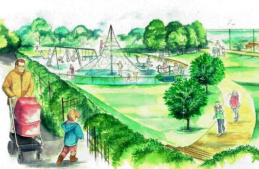 Photo of Play area revamp plans for park saved from closure in Mapperley