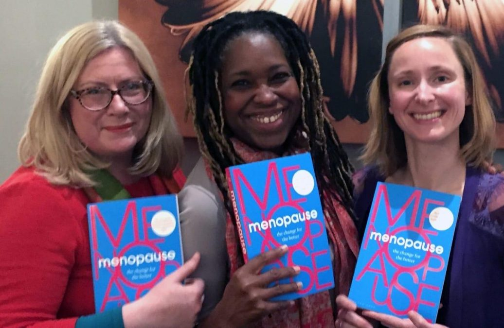 Mapperley woman contributes to new book which aims to bust myths about Menopause