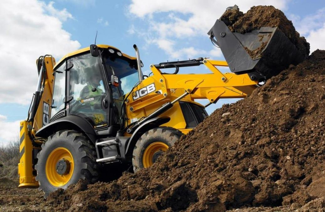 Police launch appeal after JCB stolen from Calverton