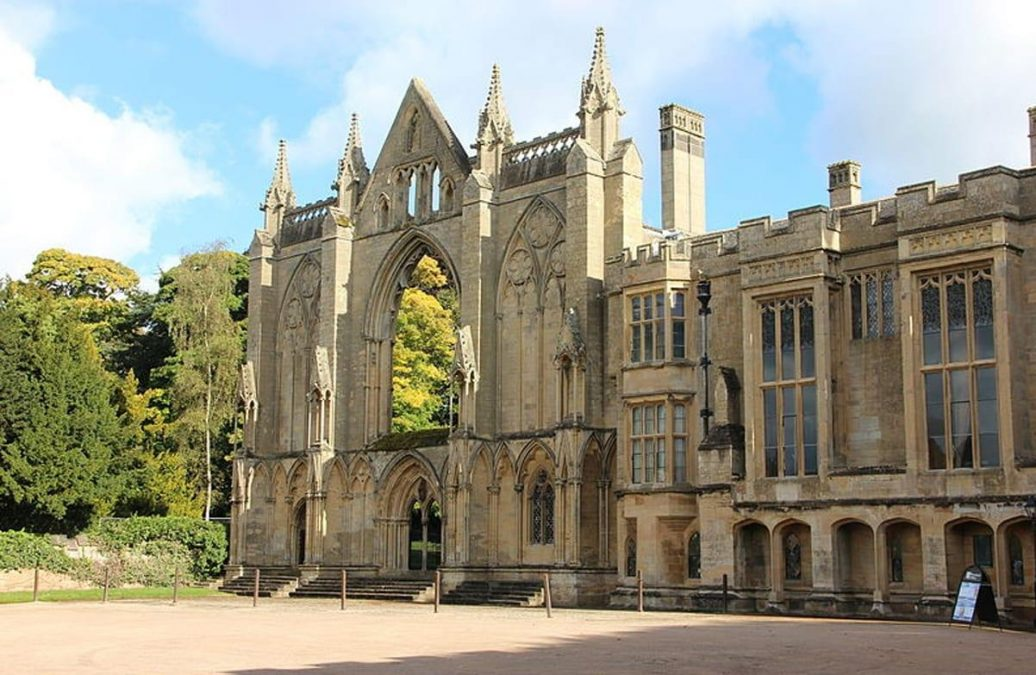 Funds awarded to fix parts of Newstead Abbey