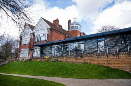 PICTURED: Nottinghamshire Hospice
