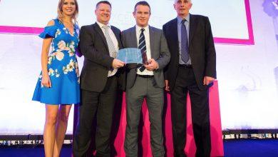 Photo of Colwick firm scoop prestigious prize for recycling efforts