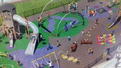 Photo of Revamped play area in Arnot Hill Park opens this week