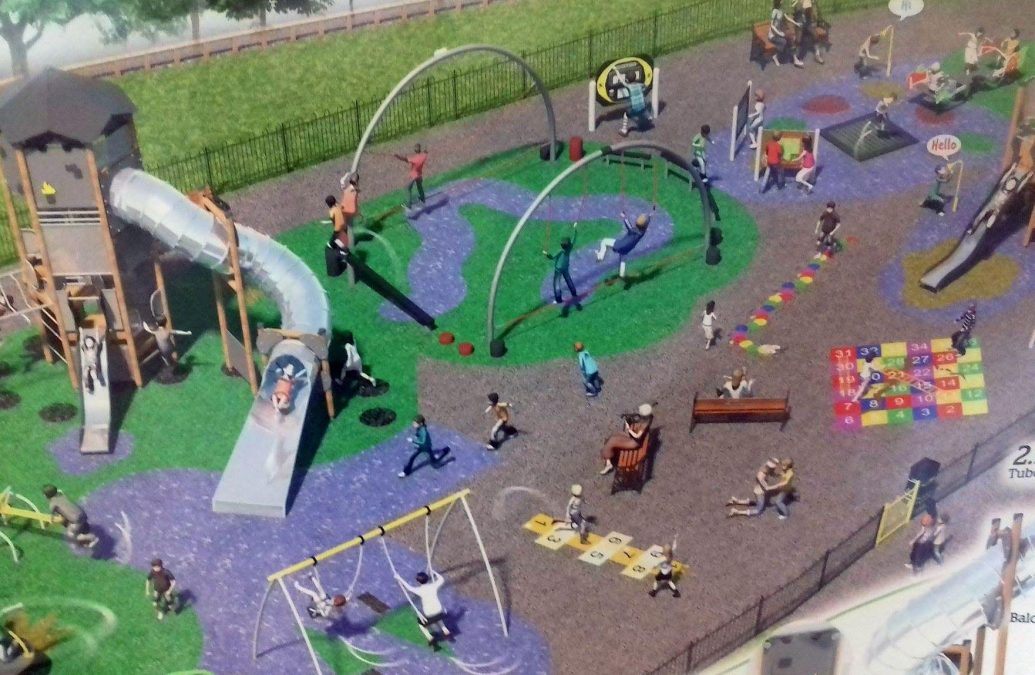 Revamped play area in Arnot Hill Park opens this week
