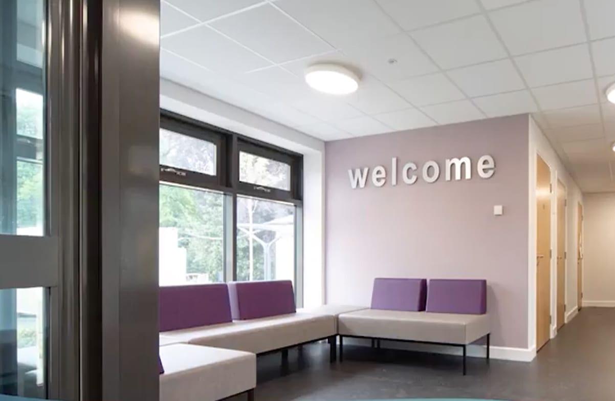 Photo of New £21m mental health service hub opens its doors in Woodthorpe