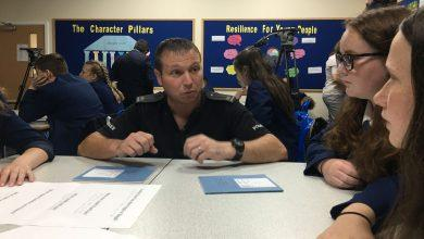 Photo of Police pilot new educational scheme with pupils at school in Gedling