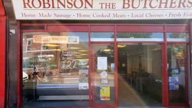 Photo of Robinson's Butchers in Netherfield to close after more than 54 years in the town