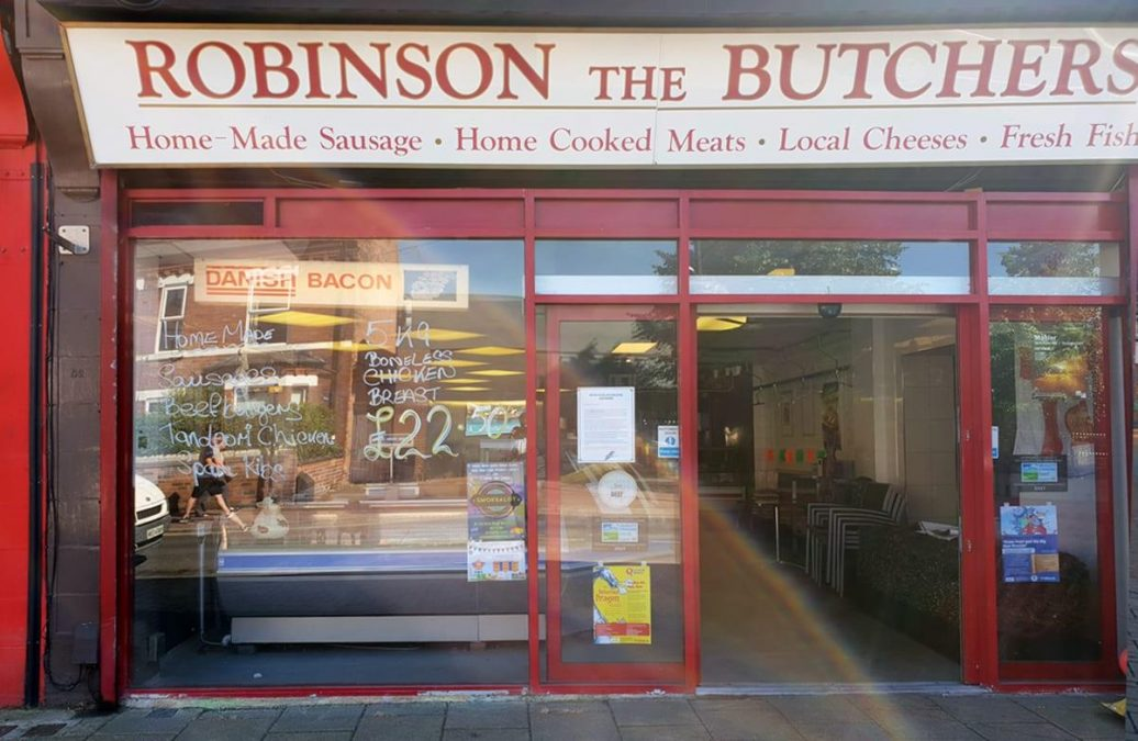 Robinson's Butchers in Netherfield to close after more than 54 years in the town