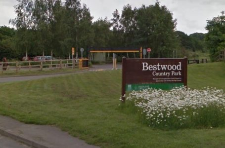 Man who attacked stranger with axe In Bestwood Country Park sentenced