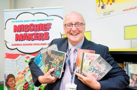 Challenge: Cllr John Cottee, chairman of Nottinghamshire County Council's Communities and Place committee is taking part in the summer scheme