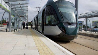 Photo of Tram route to Gedling borough proposed as part of scheme to redevelop Nottingham's historic Cattle Market site
