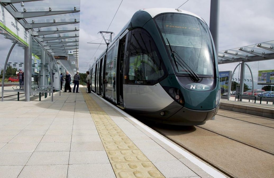 Tram extension plan released with route to Nottingham Racecourse included in proposals