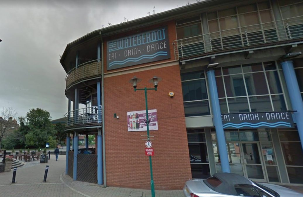 Mapperley man charged after incident at Waterfront pub in city centre