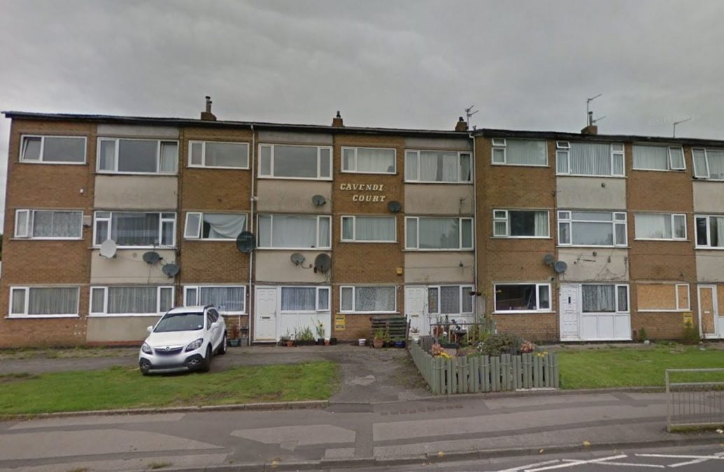 Repairs to be made on 'dangerous' flats in Mapperley