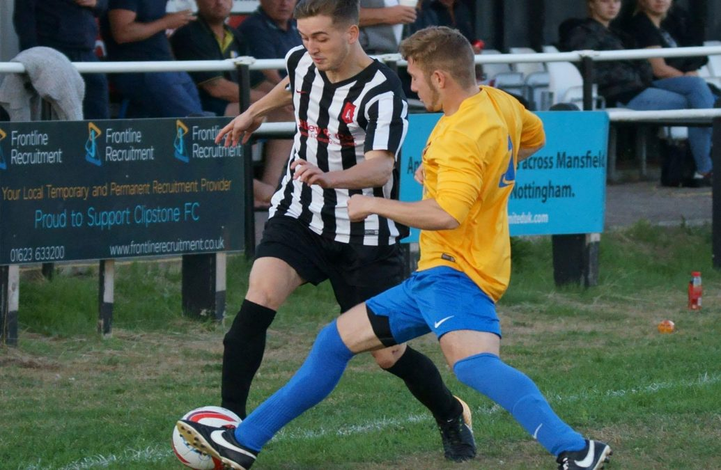 Photo of MATCH REPORT: CLIPSTONE 2-1 ARNOLD TOWN