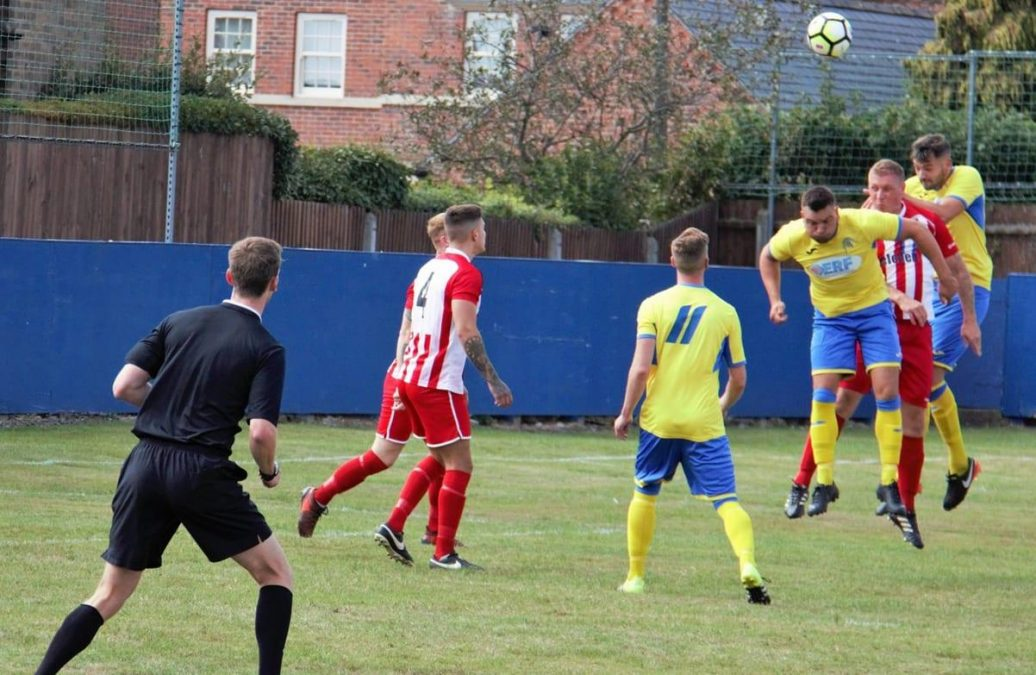 Photo of MATCH REPORT: Gedling Miners Welfare 4-2 Ingles