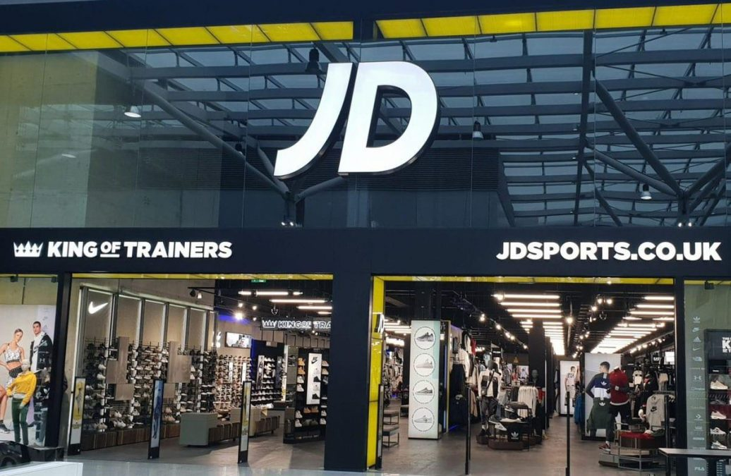 JD Sports set to open new store at retail park in Netherfield