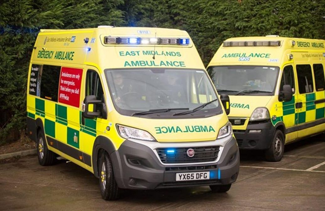 Prison sentence will be doubled for those who assault ambulance crews