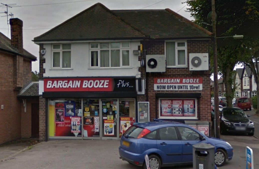 Police appeal after robbery at convenience store in Mapperley