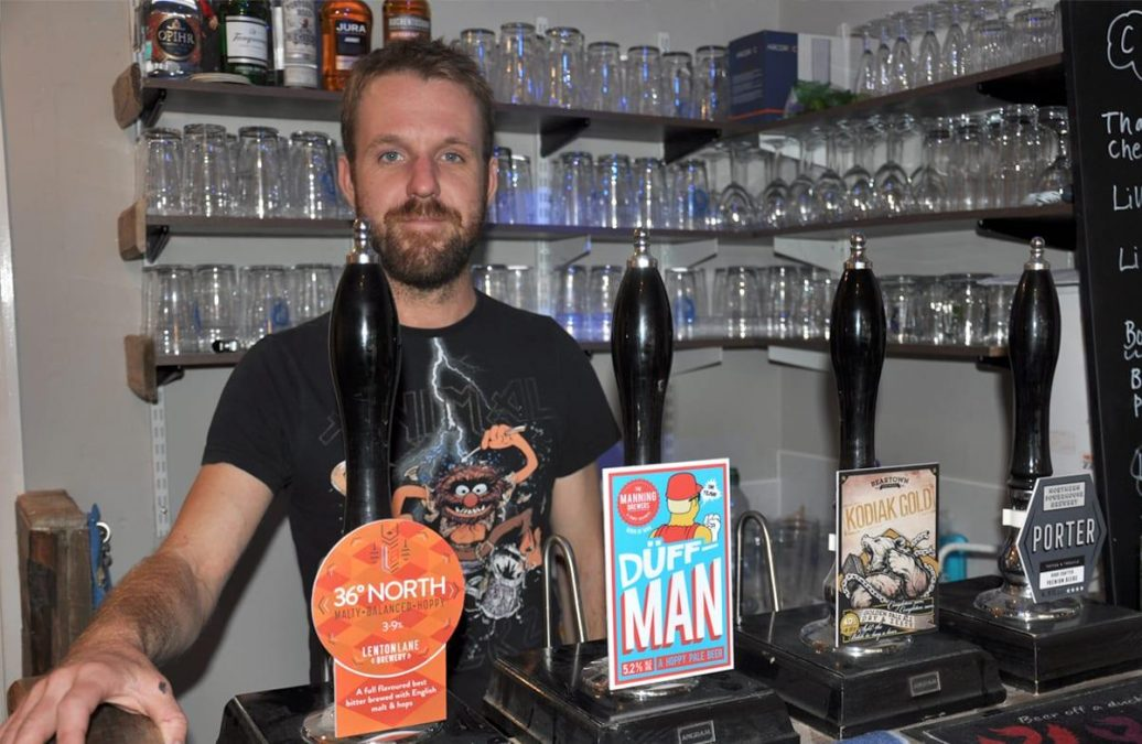 Cheers! Meet Mapperley's newest bar and micropub The Blues Dawg