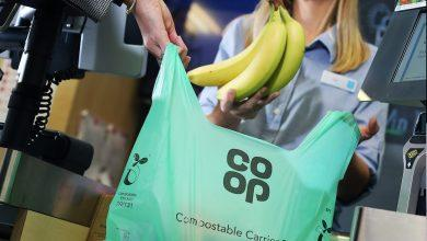 Photo of Co-op to replace plastic bags at borough stores with ones you can compost