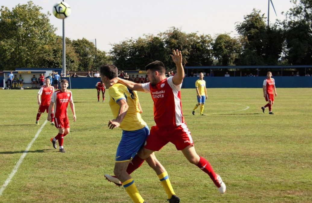 Photo of FA VASE MATCH REPORT: Gedling Miners Welfare 0-4 Ilkeston Town