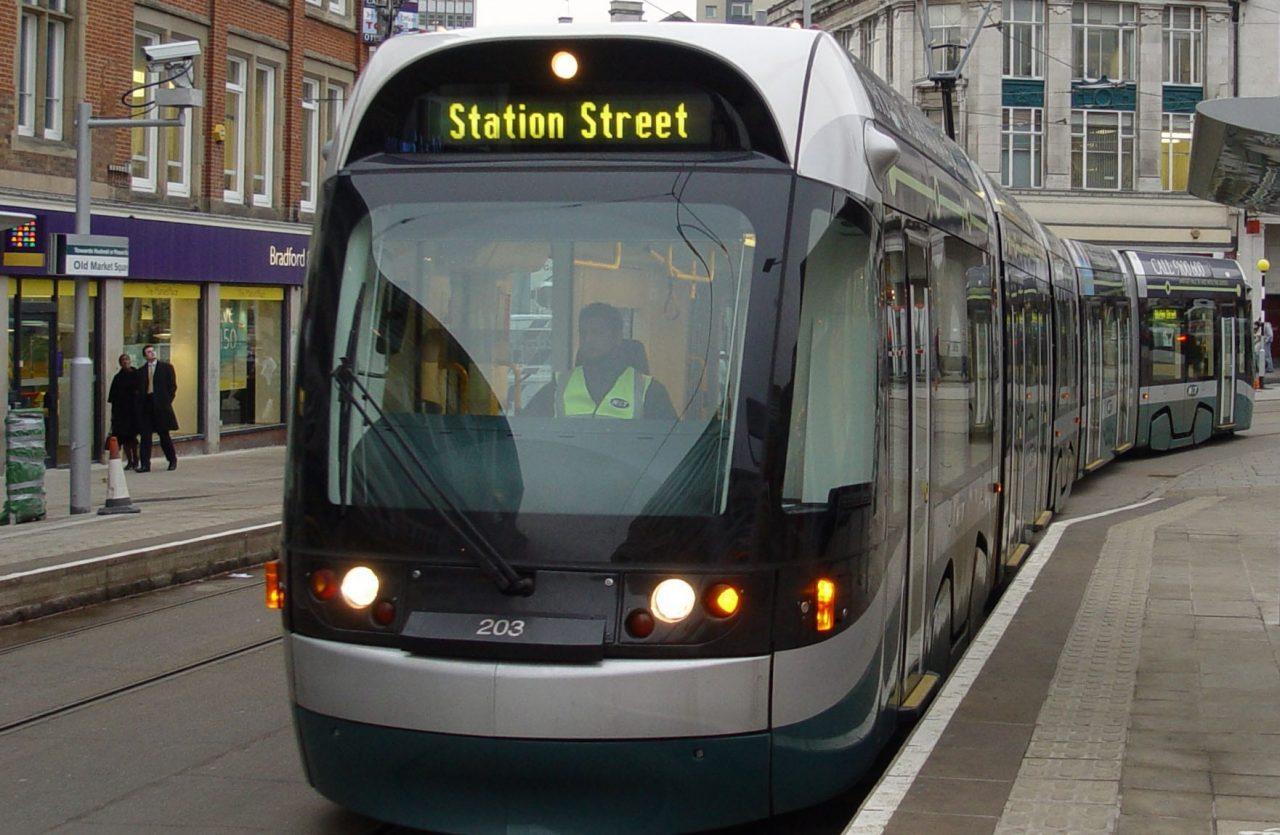 Tram_Nottingham