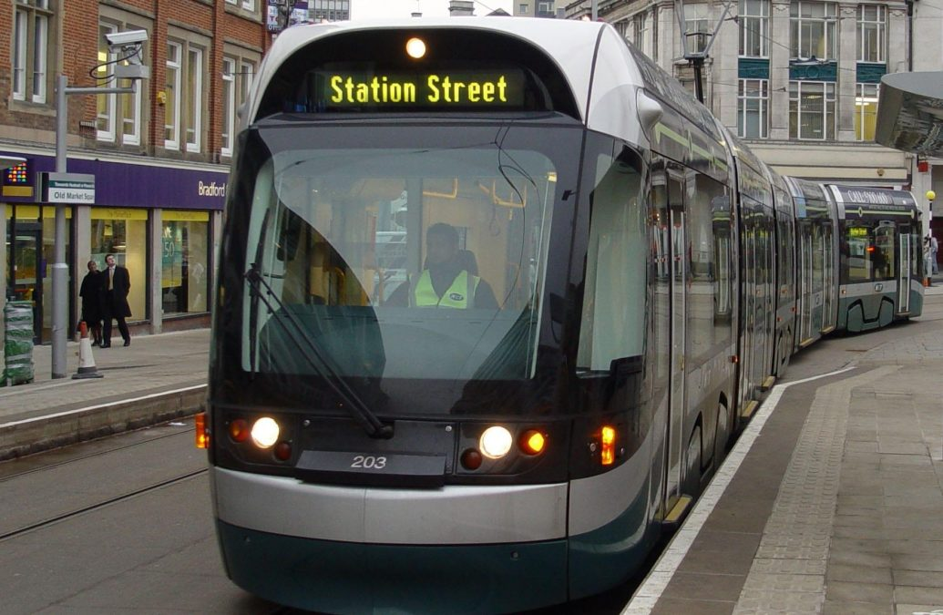 New tram bid could include funding for route to Netherfield and Gedling