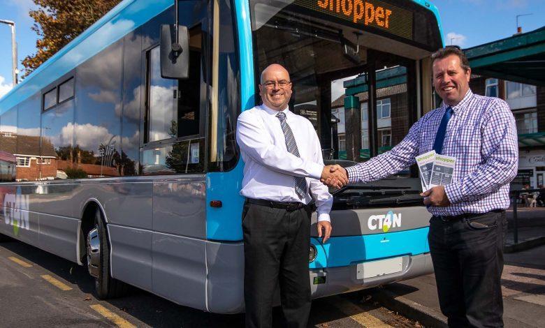 Bus-Shopper-Gedling-Borough