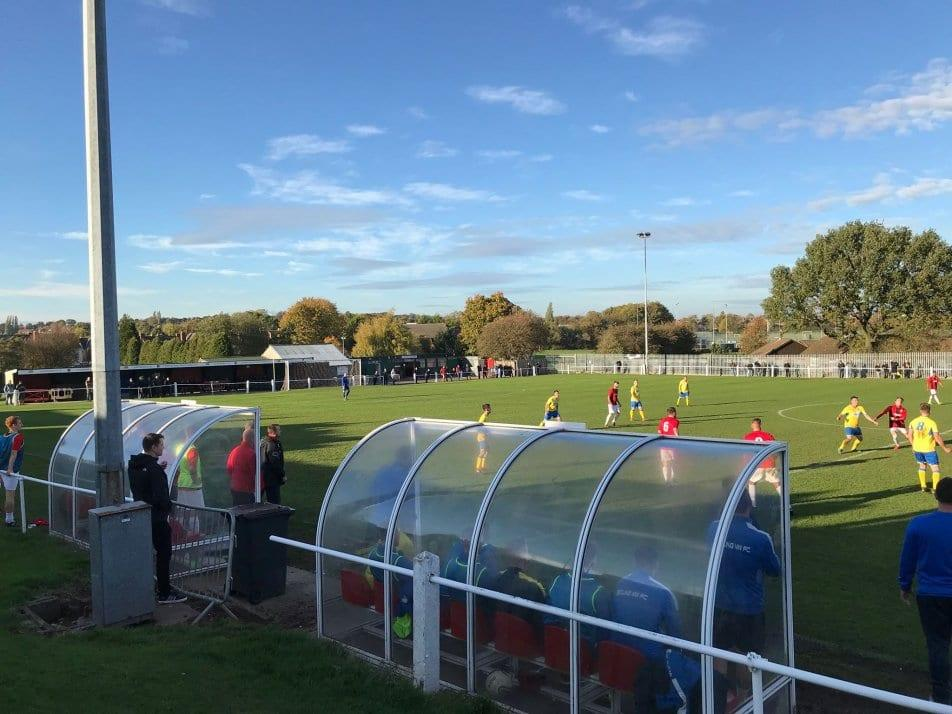 MATCH REPORT: Heanor Town 5 – 0 Gedling Miners Welfare