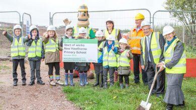Photo of Work begins on new primary school in Bestwood Village