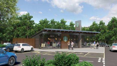 Photo of Plans underway to open Nando's and Starbucks drive-thru at Victoria Retail Park in Netherfield