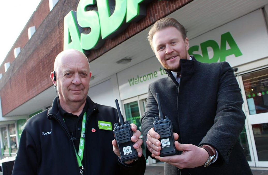 Photo of New state-of-the-art radio system will help retailers combat theft and anti-social behaviour in Arnold