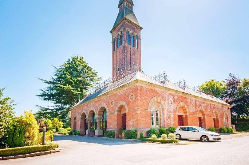 Photo of Boutique hotel could be built next to listed pumping station in Arnold