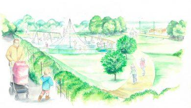 Photo of New £120,000 park and play area given green light to be built on Haywood Road in Mapperley