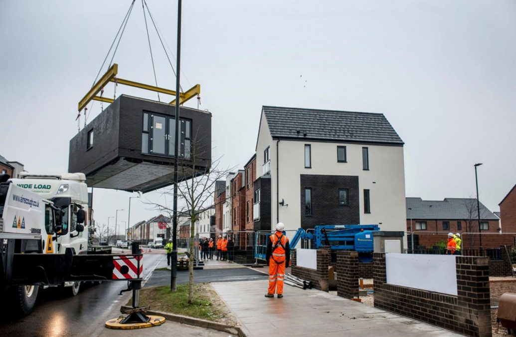New Homes Mapperley
