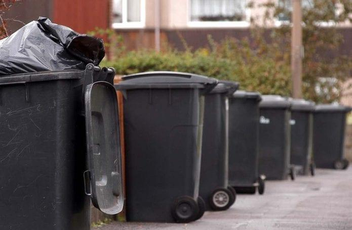 Festive bin collection day changes across Gedling borough