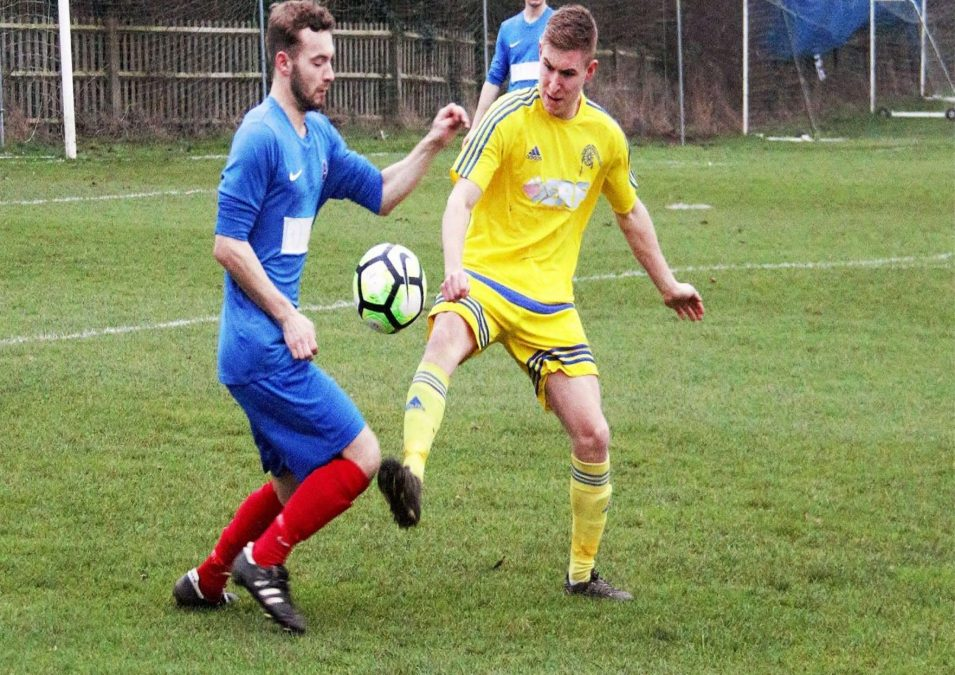 MATCH REPORT: Ashby Ivanhoe 4 – 2 Gedling Miners Welfare