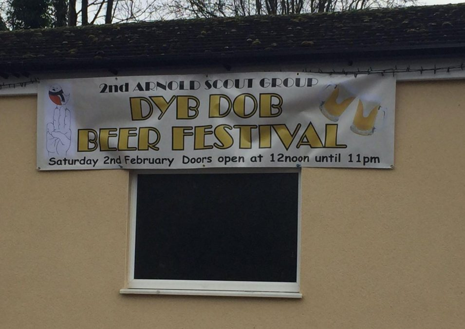 Photo of Dyb Dob Beer Festival returns to Arnold