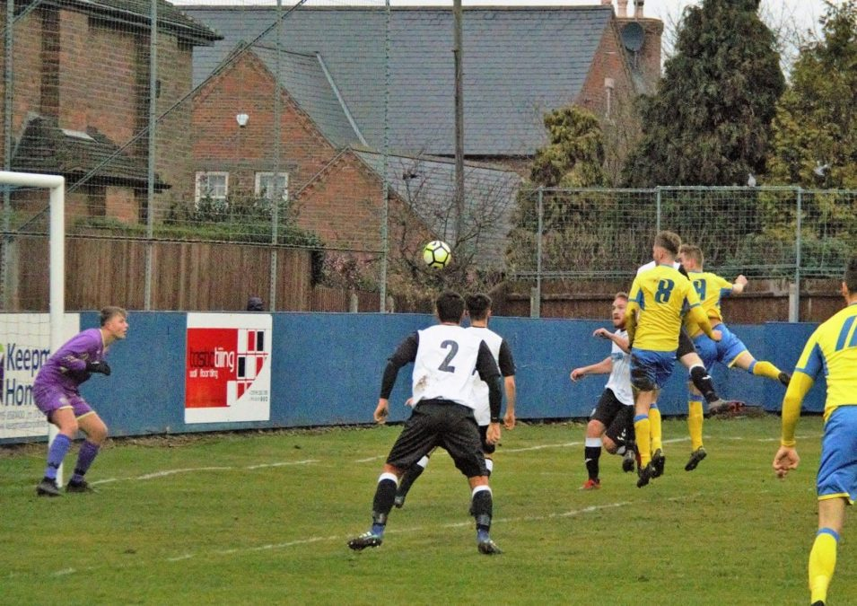 MATCH REPORT: Gedling Miners Welfare 3 – 3 Heanor Town