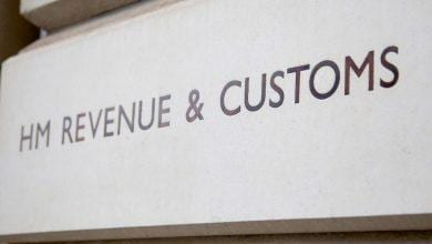Photo of HMRC scam warning to people in Gedling borough