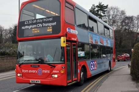 No changes to NCT Gedling borough bus services during lockdown